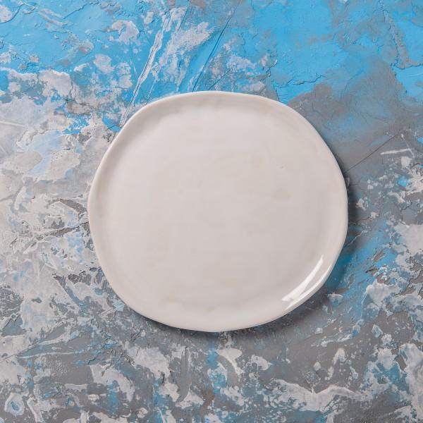 Farfurie Granada White 24cm