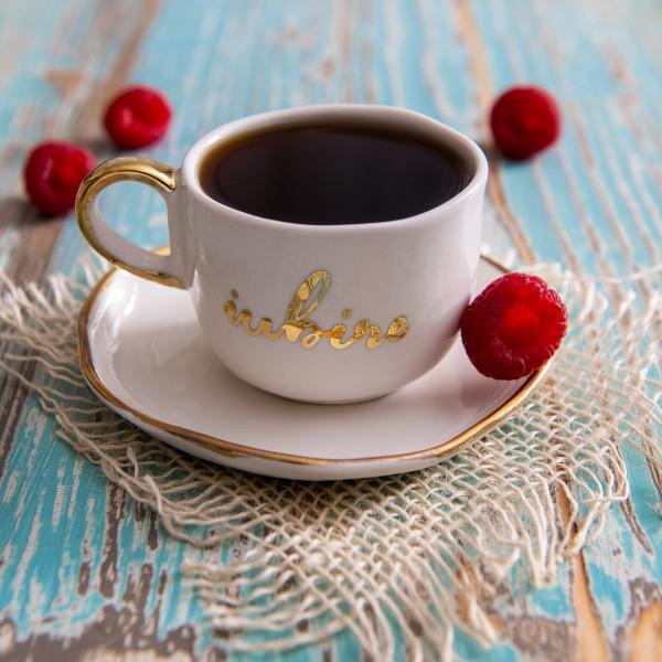 Set Espresso Manifest Iubire 100ml