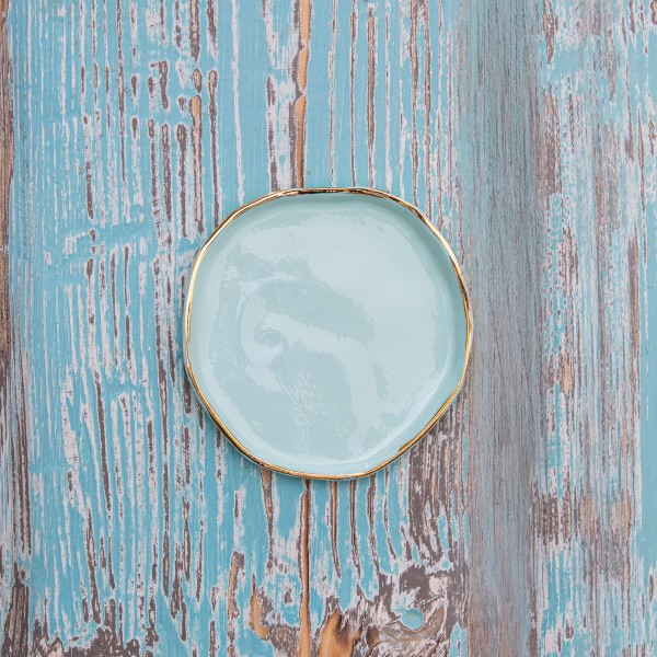 Farfurie Manifest Pastel Green 12cm
